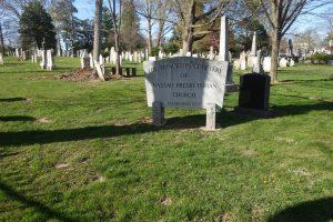 Princeton Cemetery, N.J.